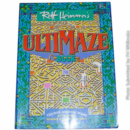 Ultimaze: Rolf Heimann