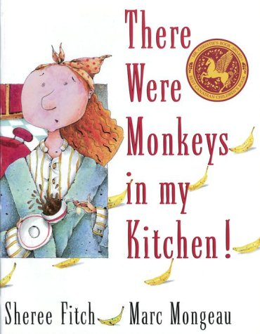 9780385254700: There Were Monkeys In My Kitchen
