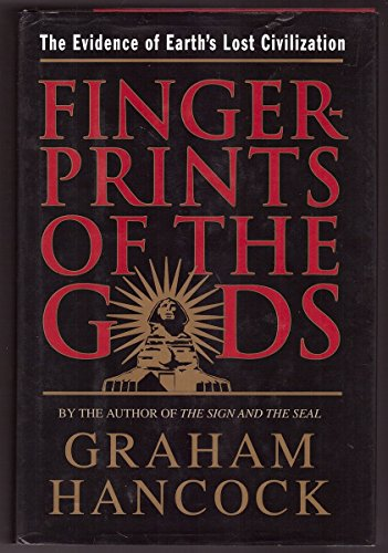 9780385254755: Fingerprints of the Gods - a Quest for the Beginning and the End