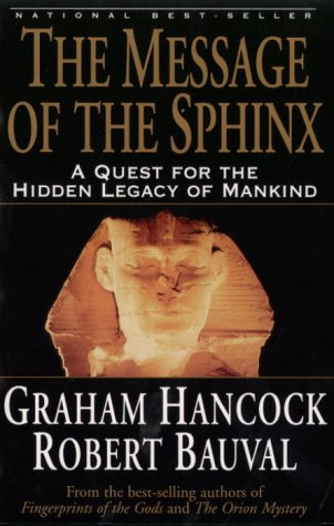 9780385256759: Message of Sphinx