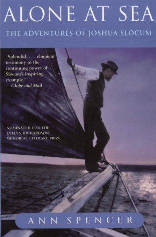 9780385257718: Alone at Sea: The Adventures of Joshua Slocum