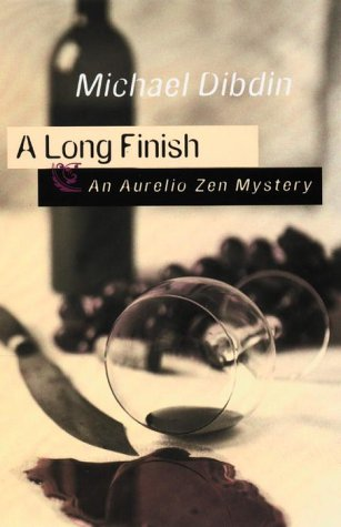 9780385258043: A Long Finish: An Aurelio Zen Mystery