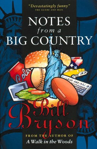 9780385258227: Notes from a Big Country