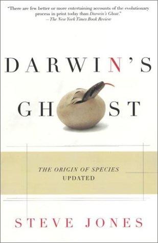 Darwin's Ghost: The Origin of the Species Updated (0385259093) by Jones, Steve