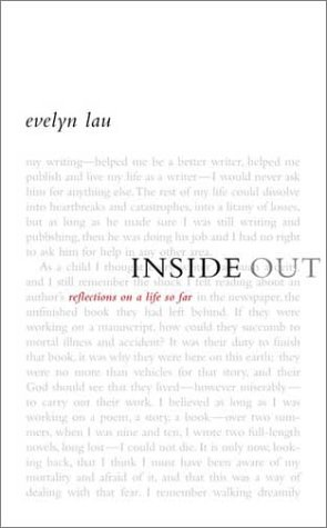 Inside Out: Reflections on Life So Far (038525928X) by Lau, Evelyn