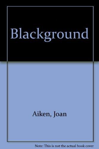 9780385260213: Blackground