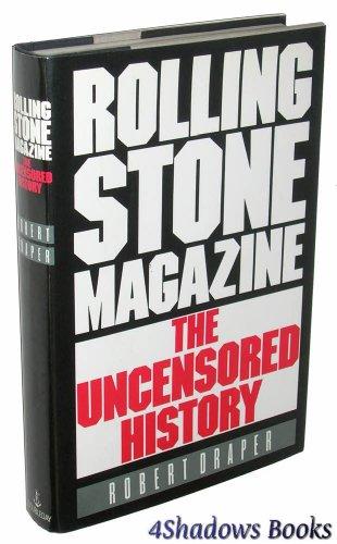 9780385260602: Rolling Stone Magazine: The Uncensored History
