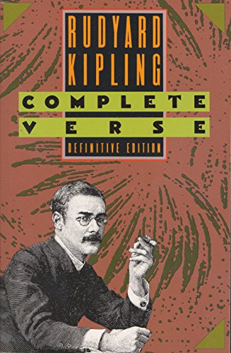 9780385260893: Rudyard Kipling: Complete Verse: Definitive Edition
