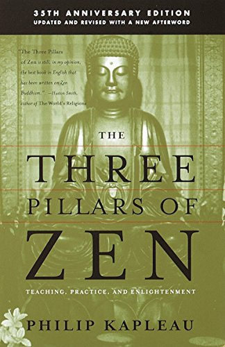 9780385260930: The Three Pillars of Zen, 25th Anniversary Updated and Revised Edition