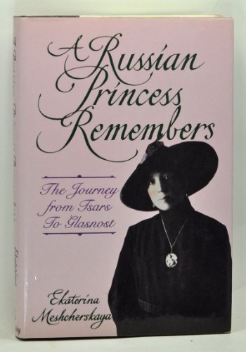 9780385261364: Russian Princess Remembers, A