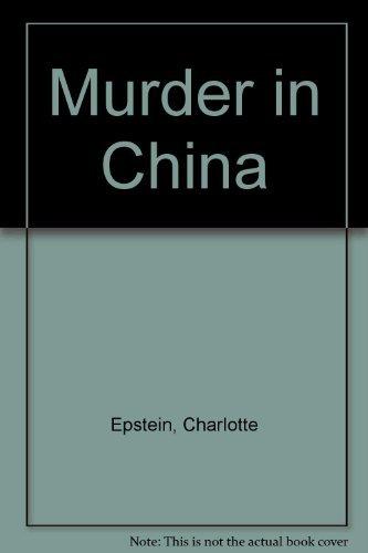 9780385261975: Murder in China