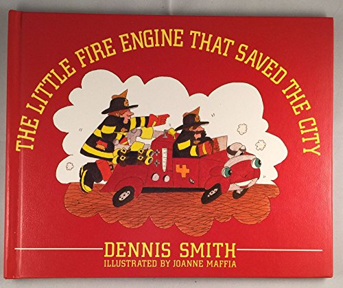 9780385262576: The Little Fire Engine That Saved the City