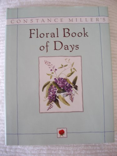 9780385262675: Constance Miller's Floral Book of Days