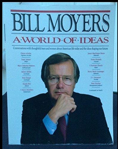 9780385262781: Bill Moyer's World of Ideas