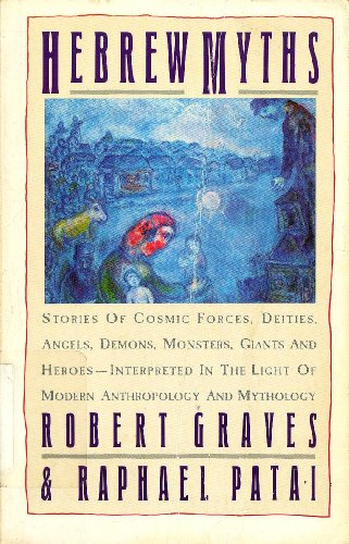 9780385263306: Hebrew Myths: the Book of Genesis