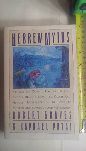 9780385263306: Hebrew Myths