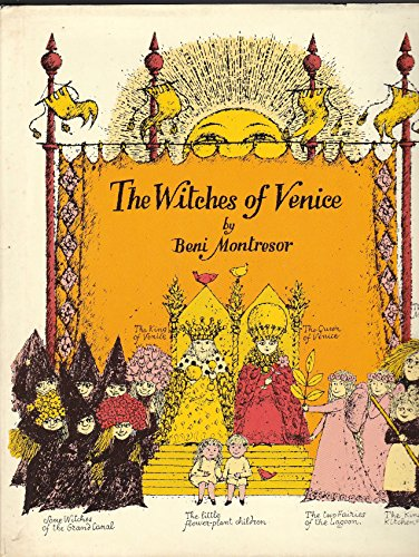 9780385263559: The Witches of Venice