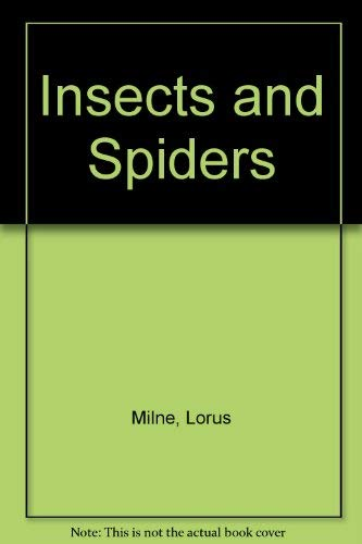 9780385263962: Insects and Spiders