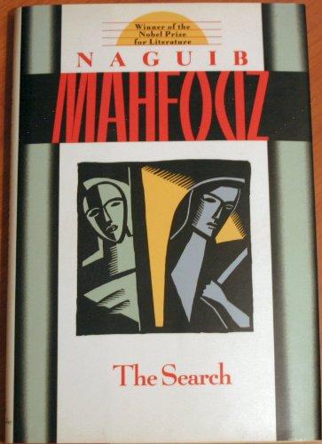 The Search: Mahfouz, Naguib; Wahba, Magdi
