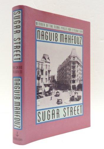 9780385264693: SUGAR STREET: The Cairo Trilogy III