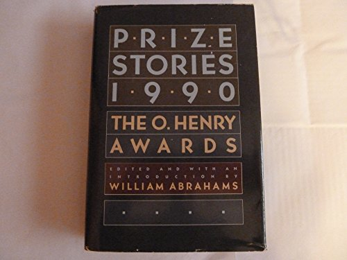 PRIZE STORIES 1990 (0385264984) by William Abrahams