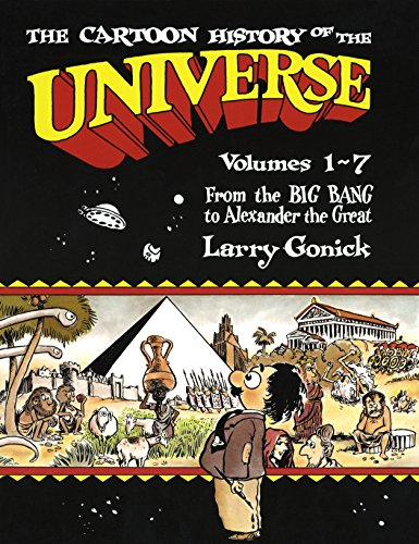 9780385265201: Cartoon History of the Universe 1: From the Big Bang to Alexander the Great Pt.1