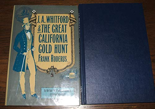9780385266901: J.A. WHITFORD & THE GREAT CALIFORNIA GOLD HUNT (A Double D Western)