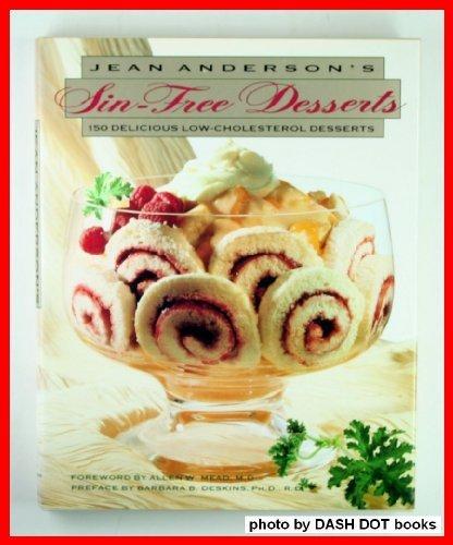 Jean Anderson's Sin-Free Desserts: Anderson, Jean