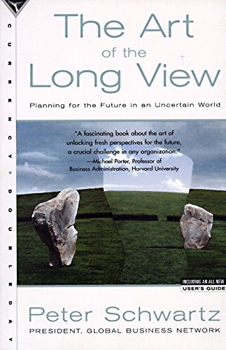 9780385267328: The Art of the Long View: Planning for the Future in an Uncertain World