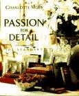 A PASSION FOR DETAIL.: Moss, Charlotte; Mary Sears; Jim Steinmeyer; Joe Standart
