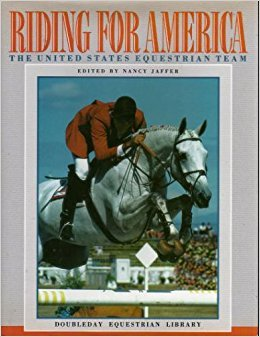 RIDING FOR AMERICA: THE USET ([Doubleday equestrian: Jaffer, Nancy