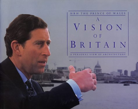 9780385269032: A Vision of Britain: A Personal View of Architecture