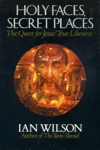 9780385269452: Holy Faces, Secret Places