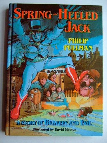 Spring-Heeled Jack: Pullman, Philip