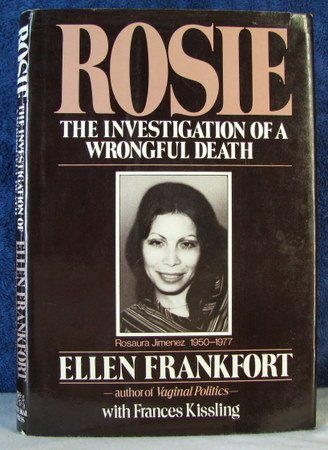 9780385271028: Rosie the Investigation of a Wrongful Death