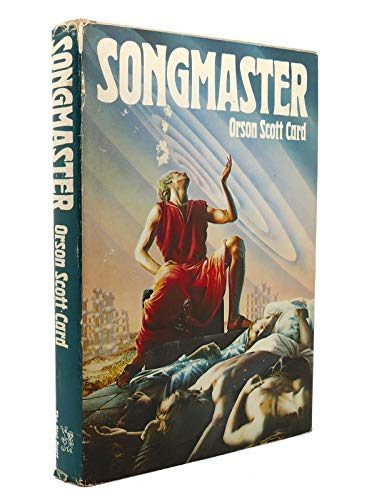 Songmaster (0385271123) by Orson S. Card