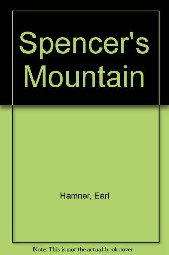 9780385271134: Spencer's Mountain