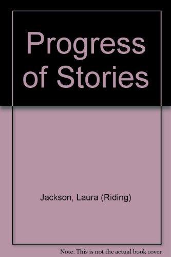 Progress of Stories: Riding, Laura