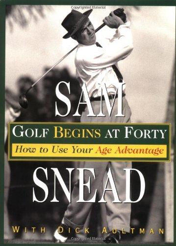 9780385276429: Golf Begins at Forty