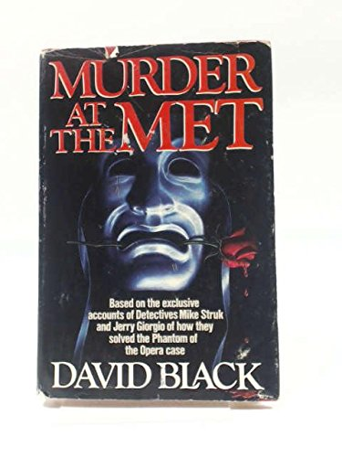 Murder at the Met: Based on the: Black, David