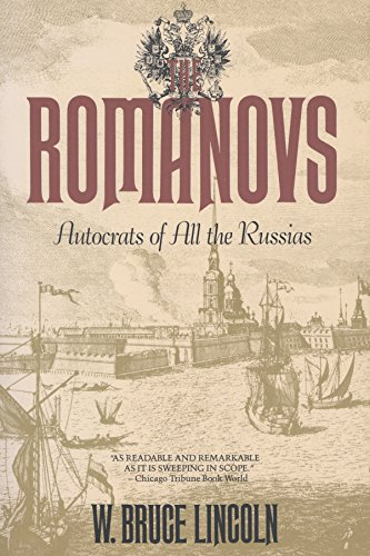 9780385279086: The Romanovs: Autocrats of All the Russians