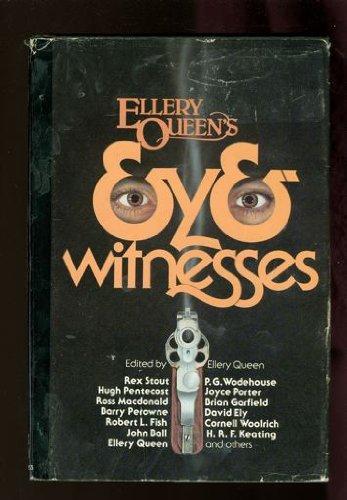 Ellery Queen's Eyewitnesses: Ellery Queen