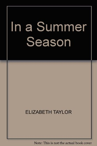 9780385279178: In a summer season (A Virago modern classic)