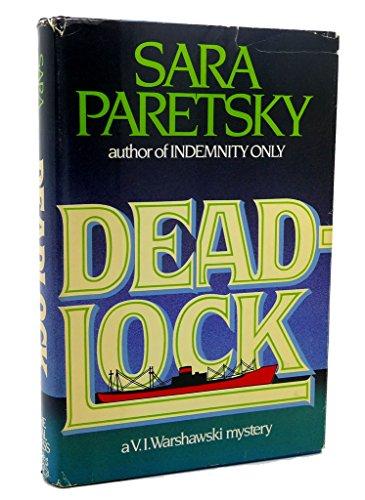 Deadlock: Paretsky, Sara