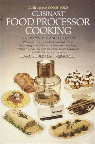 9780385281799: Cuisinart Food Processor Cooking