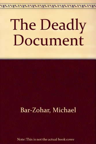 9780385282024: The Deadly Document