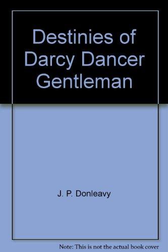 9780385282161: Destinies of Darcy Dancer, Gentleman