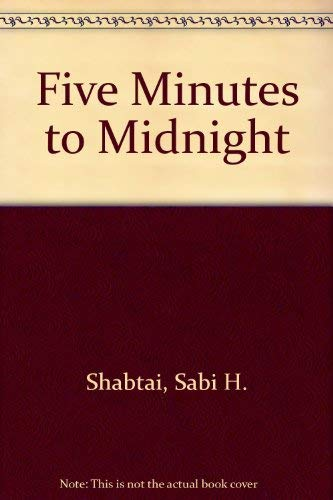 9780385282826: Five Minutes to Midnight