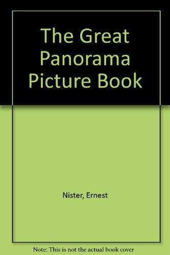 9780385283274: The Great Panorama Picture Book