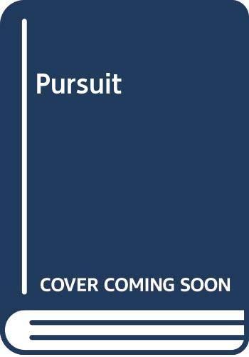 9780385287814: Pursuit